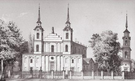 Kościół Katolicki w Żytomierzu