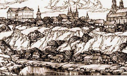 Zamkowa Góra w Żytomierzu