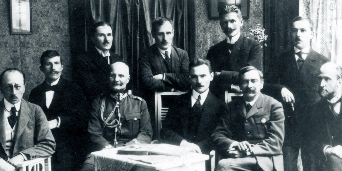 Traktat Ryski był zdradą – Klaudiusz Wesołek