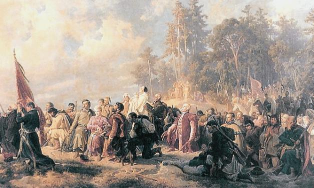 Jak konfederaci barscy bronili berdyczowskiej Fortecy