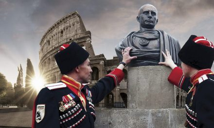 Rosjanie założyli Krym, Rzym i Brytanię – rosyjskie historyczne wariactwo