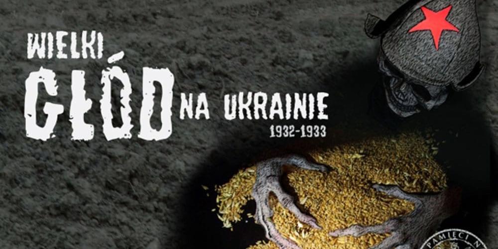 """Wielki Głód na Ukrainie. """"Mordowano ich na oczach świata. Ale świat nie zrobił nic, aby im dopomóc"""" (WIDEO)"""