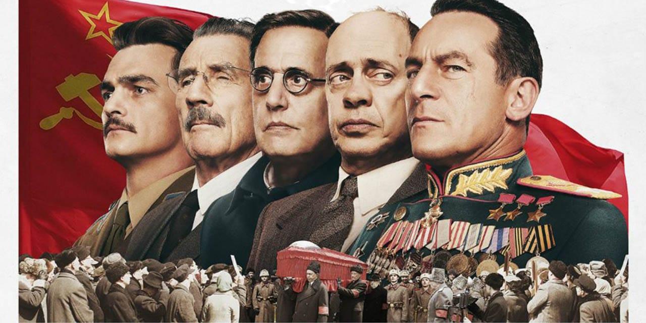 """Brytyjski film """"Śmierć Stalina"""" zakazany w Rosji"""