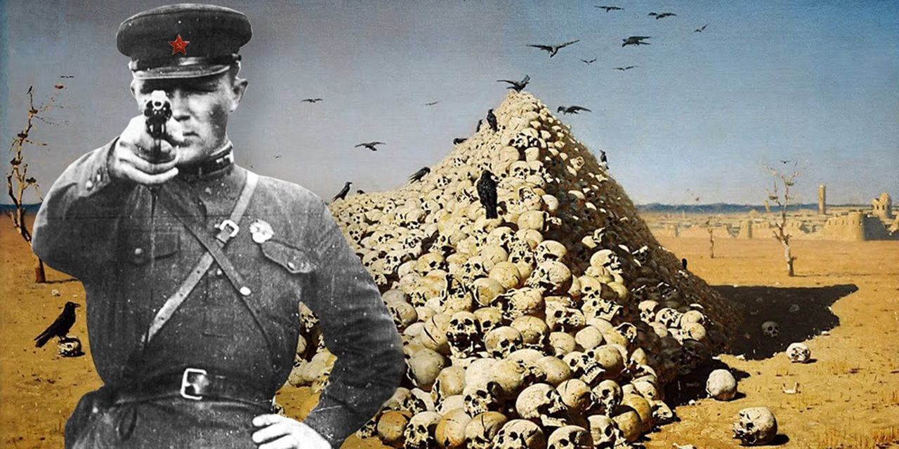 Katarzyna Gójska: A co z ludobójstwem dokonanym przez Rosję?