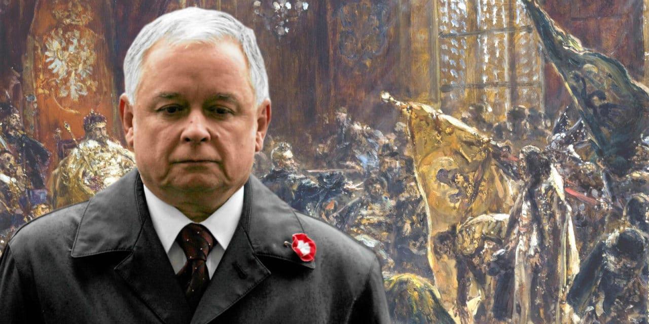 Od Smoleńska do Smoleńska. 400 lat między Polską a Rosją – prof. Andrzej Nowak