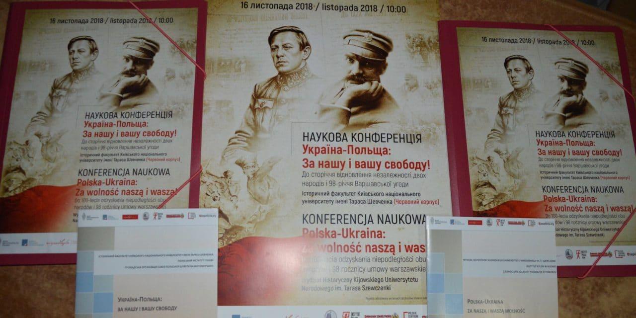 Ukraińscy historycy wzywają do oddania hołdu polskim żołnierzom poległym w walkach o wolność Polski i Ukrainy w 1920 roku