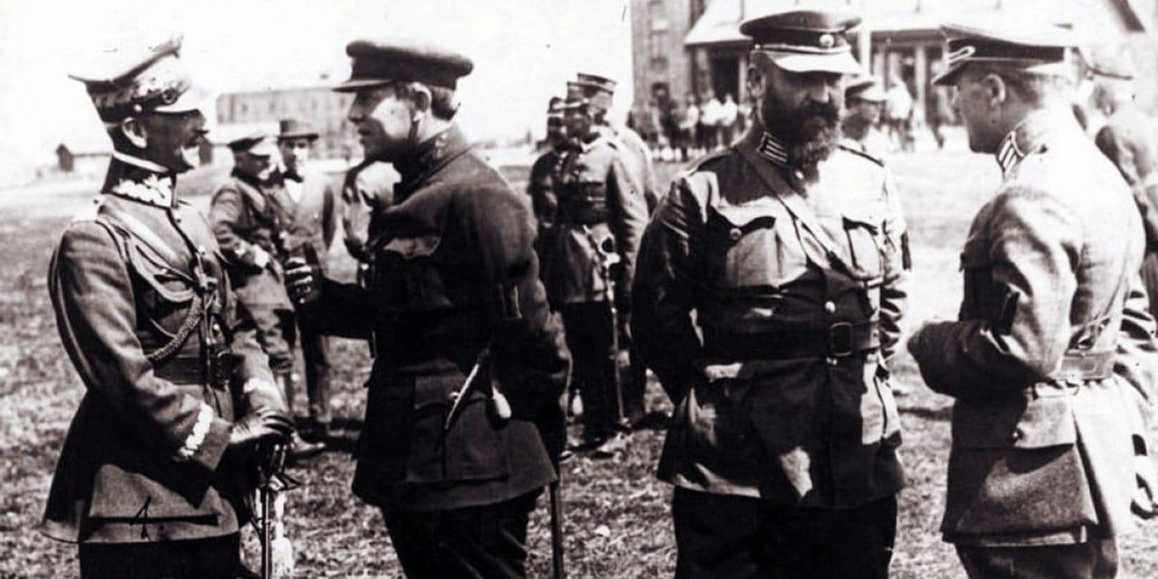 W Kijowie odsłonięto płaskorzeźbęupamiętniającą Naczelnego Atamana Symona Petlurę