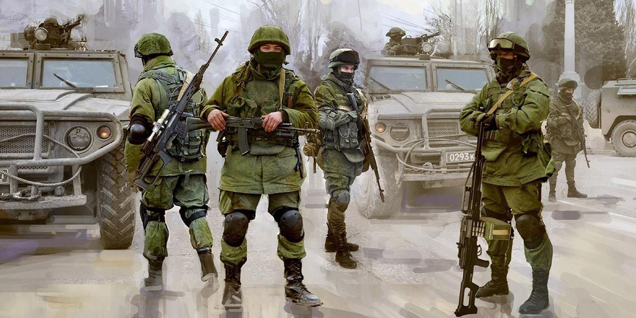 Pięć lat temu Putin rozpętał wojnę w Europie – wojska rosyjskie wkroczyły na Krym