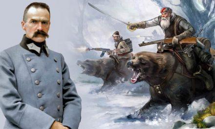 Józef Piłsudski: Dusza Rosjanina jest przeżarta duchem nienawiści do każdego wolnego Polaka i do idei wolnej Polski