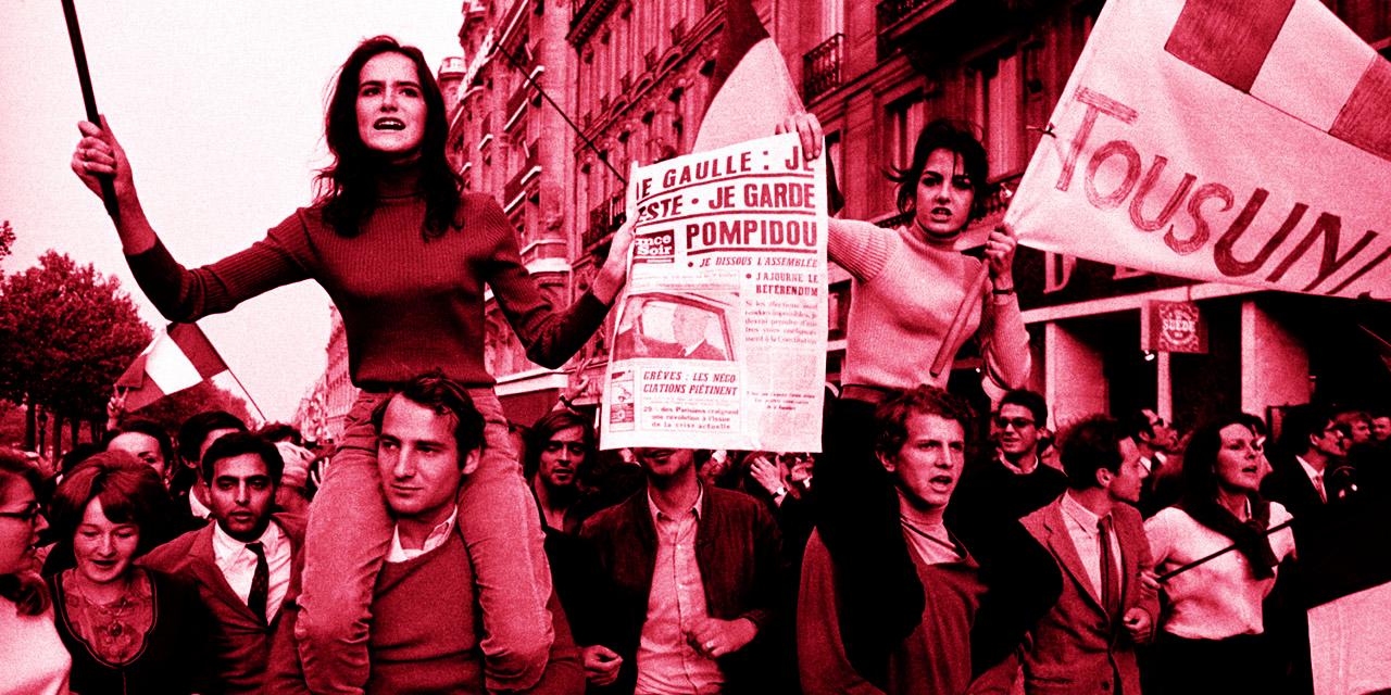 """Film """"Rewolucja totalnej wolności"""". W latach 60. ZSRS wykorzystał napięcie społeczne do rozprzestrzeniania swoich idei (ZWIASTUN)"""
