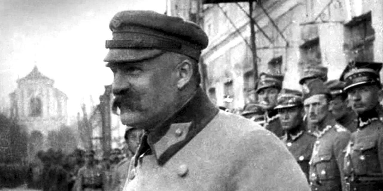 Rok 1920. Marszałek Józef Piłsudski w Żytomierzu (ZDJĘCIA, WIDEO)