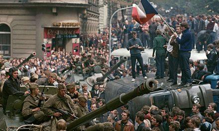 51 lat temu wojska sowieckiej Rosji wraz z sojusznikami z Układu Warszawskiego zaatakowały Czechosłowację. Zdjęcia Czeskiej Agencji Telegraficznej