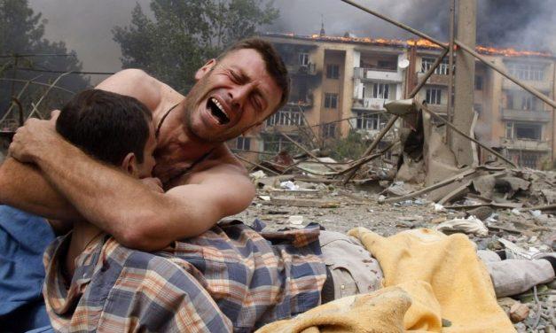 08.08.08. Mija 11 lat od rosyjskiej agresji na Gruzję