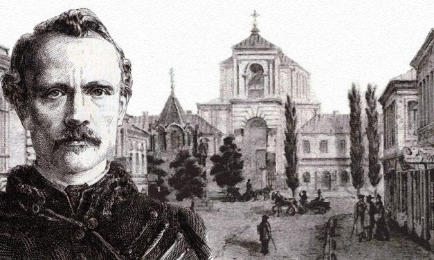 Zygmunt Sierakowski a Żytomierz