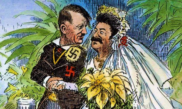 """IPN odpowiada Putinowi: """"Zarówno Niemcy Hitlera, jak i Związek Sowiecki Lenina i Stalina konsekwentnie dążyły do obalenia porządku wersalskiego w Europie"""""""