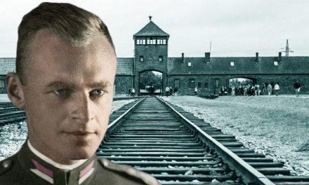 """""""Washington Post"""": Witold Pilecki to polski bohater, który poinformował świat o Auschwitz"""