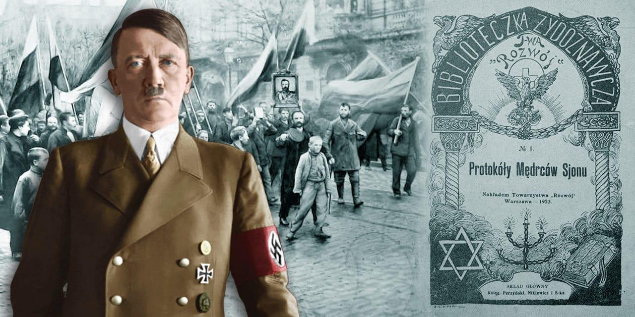 Angielski naukowiec: To Rosja stworzyła faszystowskie idee i błogosławiła Niemców za ludobójstwo na Żydach