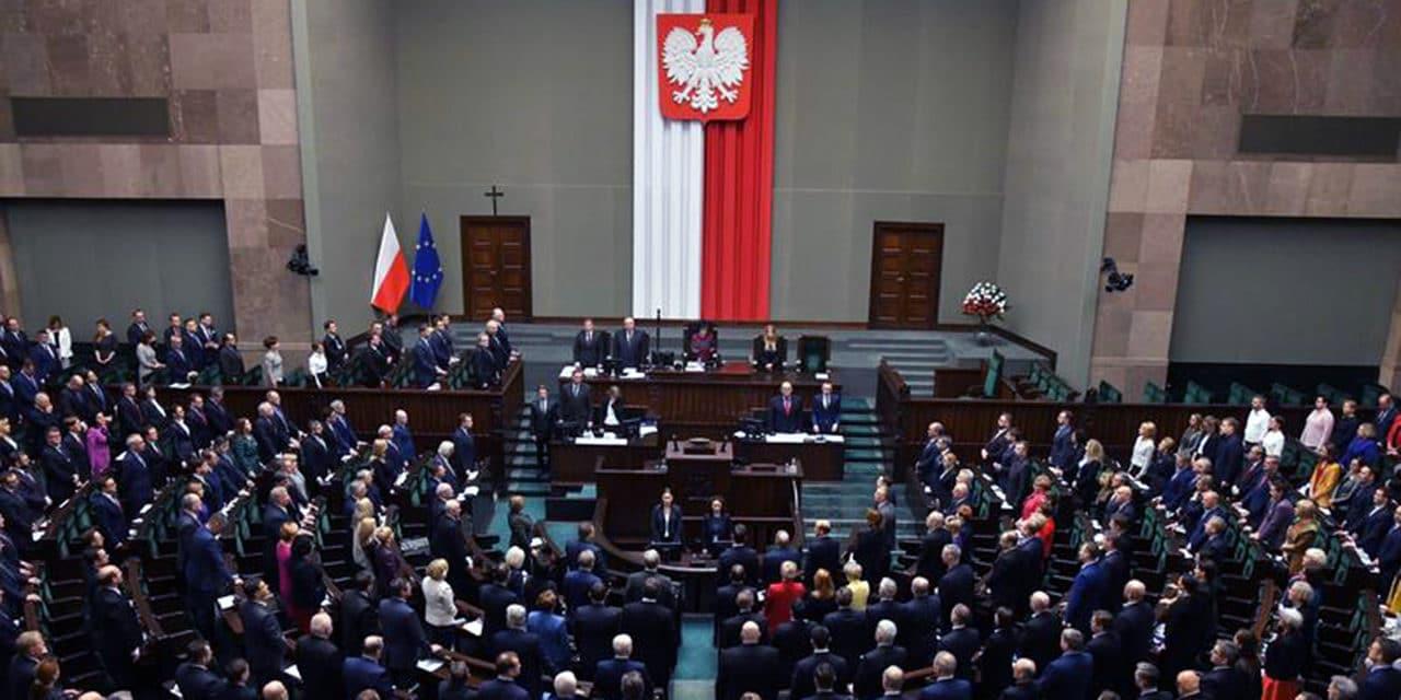 Sejm RP przeciw manipulacji i zakłamywaniu historii przez polityków Federacji Rosyjskiej. Uchwała Izby