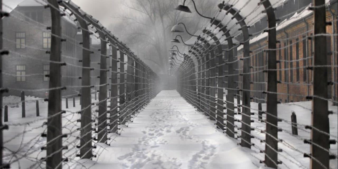 Po II wojnie światowej nazistowskie obozy koncentracyjne przekształcono w obozy NKWD