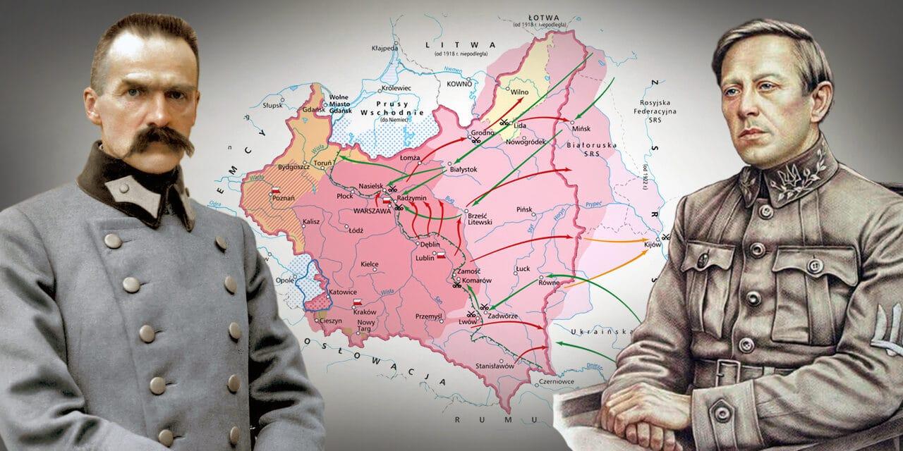 Pakt Piłsudski-Petlura. Sto lat temu, 21 kwietnia 1920 roku, zawarta została Umowa warszawska