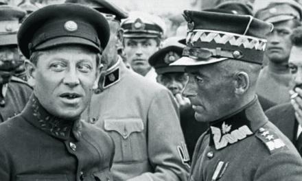 100 lat temu, 7 maja 1920 r., polskie wojska oswobodziły Kijów – stolicę Ukrainy