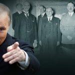 Wojna hybrydowa: Putin znów oskarża Polskę o spiskowanie z Hitlerem