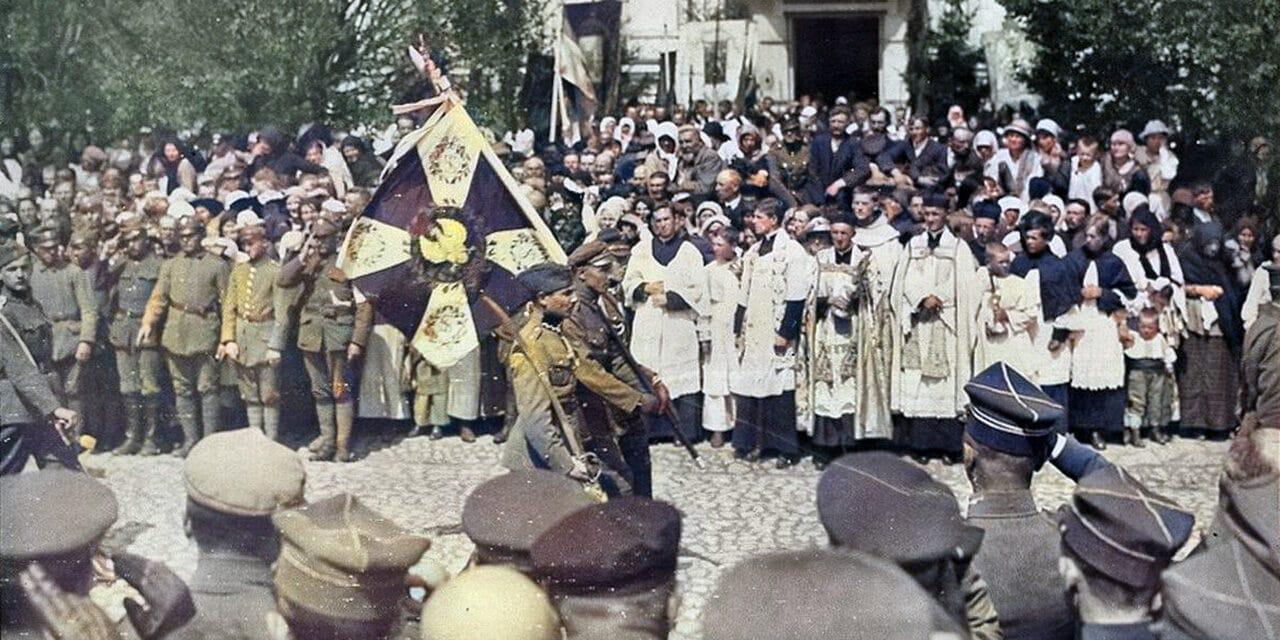 100 lat temu, 5 maja 1920 r., doszło do spotkania Marszałka Piłsudskiego  z Atamanem Petlurą w Berdyczowie