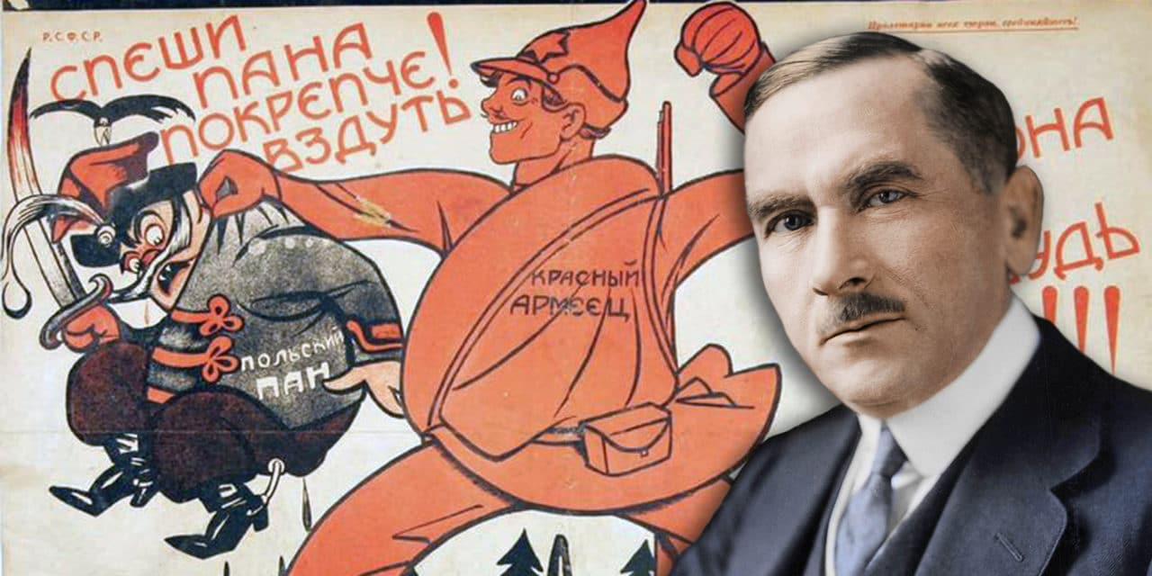 Prof. Mariusz Wołos: Celem ZSRR była sowietyzacja II RP. Dmowski i endecja byli postrzegani jako potencjalni partnerzy Sowieckiej Rosji