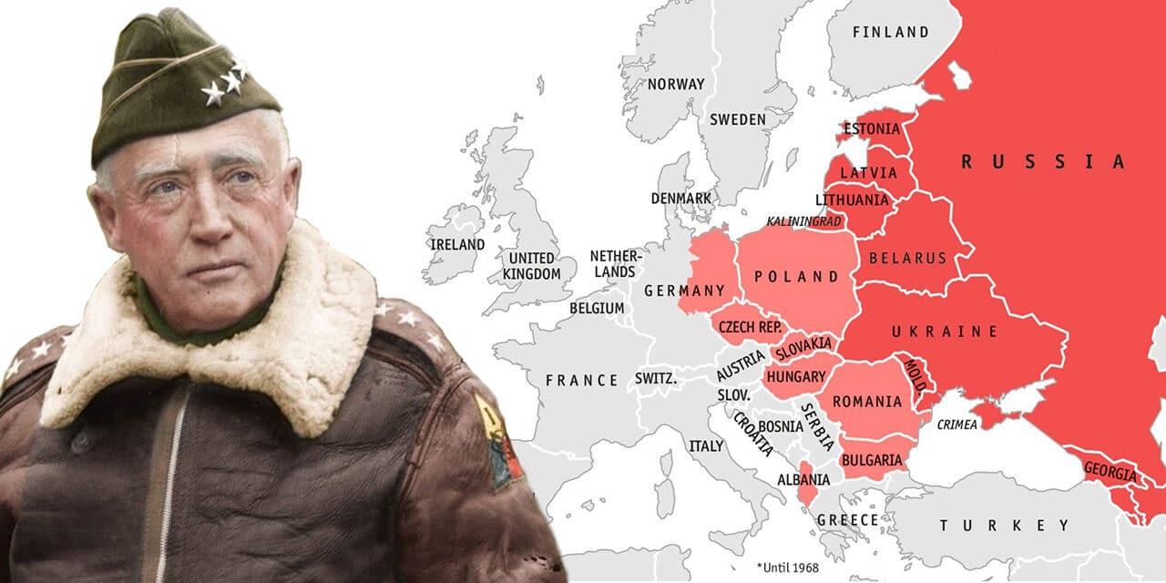 George Patton: Rosja wyssała krew z Polski. Pozwoliliśmy siłom Czyngis-chana wejść do Europy