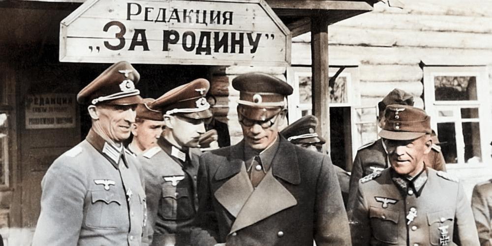 Rosyjscy SS-mani. 400 tys. Rosjan służyło w armii Hitlera (spis jednostek wojskowych)