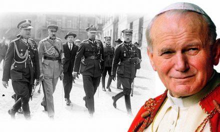 Jan Paweł II o Marszałku Piłsudskim: To było moje Credo – Polska i Piłsudski. 100. urodziny Karola Wojtyły – Wielkiego Polaka