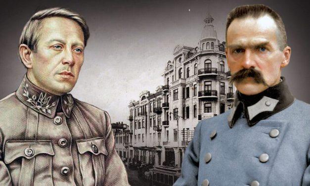 100-lecie wyprawy kijowskiej. Spotkania Piłsudskiego i Petlury w maju 1920 roku na Ukrainie