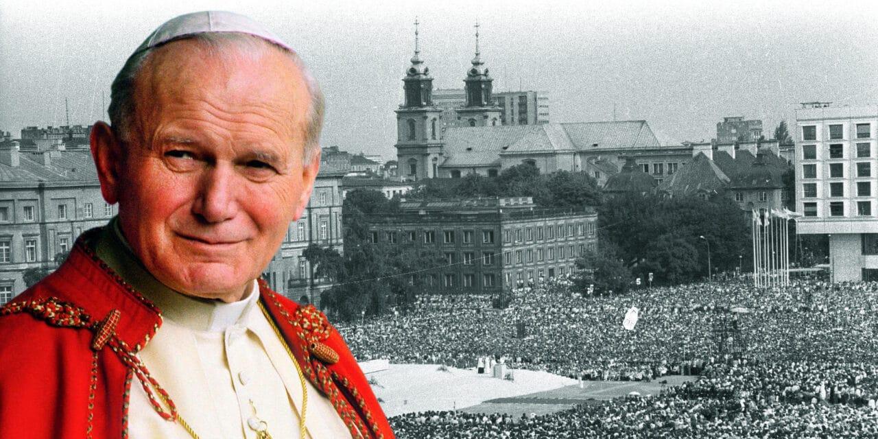 """Robert Czyżewski: Dziś mamy rocznicę. To już 41 lat… """"Niech zstąpi Duch Twój! Niech zstąpi Duch Twój i odnowi oblicze ziemi""""…"""