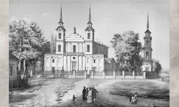 Żytomierz. Historia pod znakiem Orła, Pogoni i Archanioła