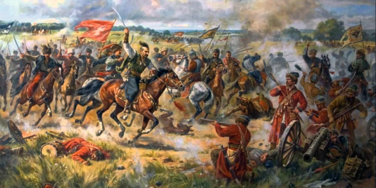 Bitwa pod Konotopem. 361 lat temu Rosjanie ponieśli miażdżącą klęskę od połączonych sił kozacko-polsko-tatarskich