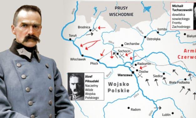 15 sierpnia 1920 r. Wojsko Polskie zwyciężyło bitwą, która zadecydowała o losach Polski i o losach Europy