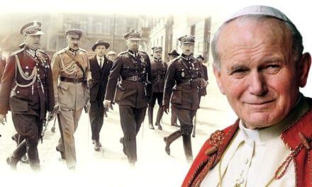 Jan Paweł II o Marszałku Piłsudskim: To było moje Credo – Polska i Piłsudski