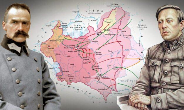 100. rocznica Bitwy Warszawskiej 1920 r. Wsparcie Ukrainy dla Polski w wojnie polsko-bolszewickiej – gov.pl