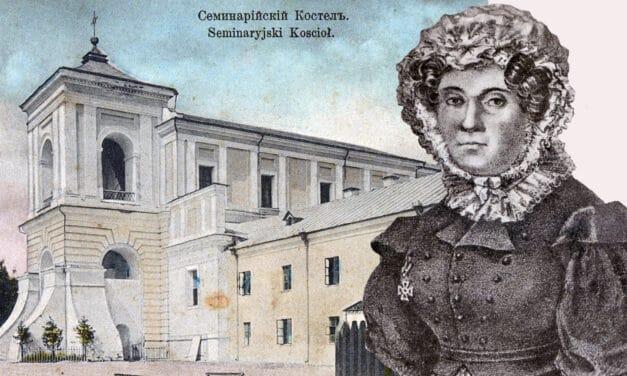 Joanna Żubr. Pierwsza kobieta odznaczona orderem Virtuti Militari mieszkała w Żytomierzu