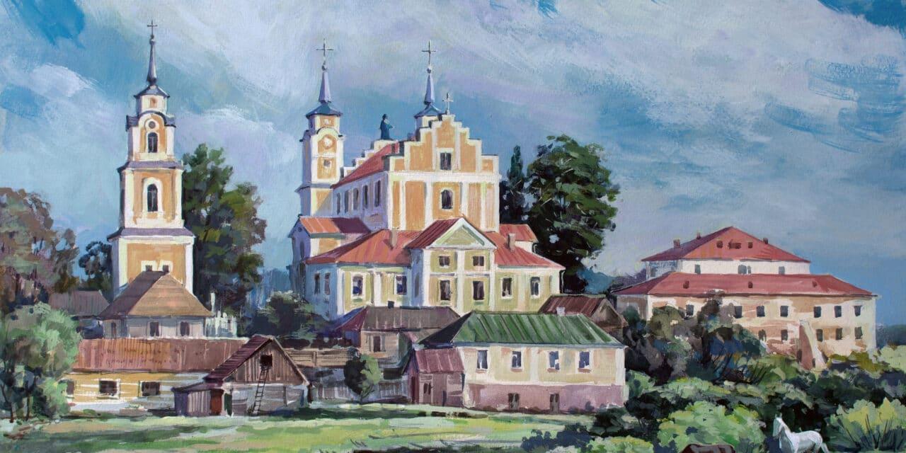 Kościoły katolickie w Żytomierzu