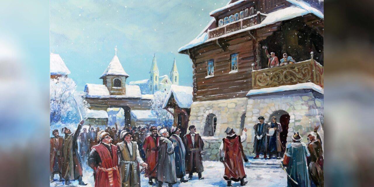 Sejmiki szlachty kijowskiej i czernihowskiej w Żytomierzu
