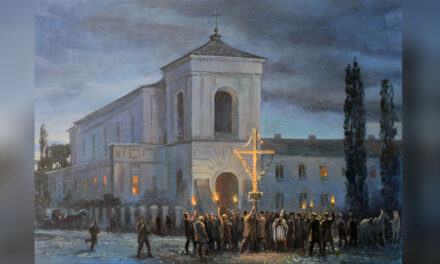W przededniu Powstania Styczniowego Żytomierz pod względem patriotyzmu był porównywalny z Warszawą