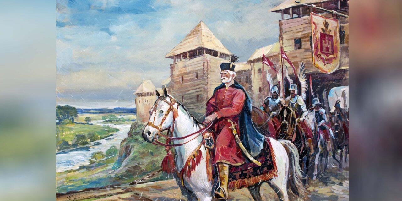 Hetman Żółkiewski w Żytomierzu