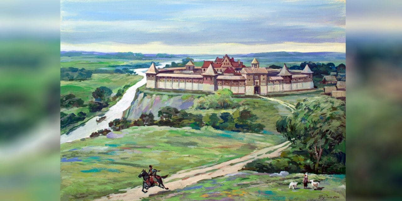 Żytomierski zamek – królewska twierdza na ziemi kijowskiej