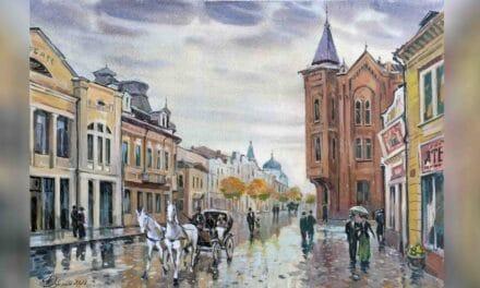 Żytomierz. Historia pędzlem malowana. Obrazy Jurija Dubinina