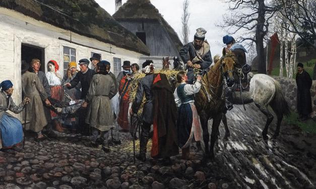 Skok stulecia, czyli Skarbiec Królestwa Polskiego w rękach powstańców