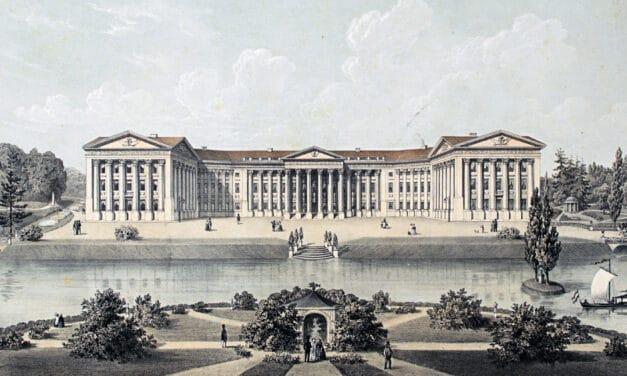 Pałac Józefa Augusta Ilińskiego w Romanowie