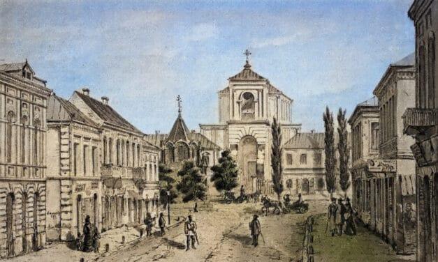 Żytomierz w ilustracjach Karla Sestero de Lauterekena