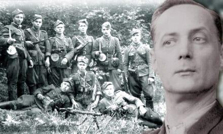 Honor żołnierza. Franciszek Niepokólczycki