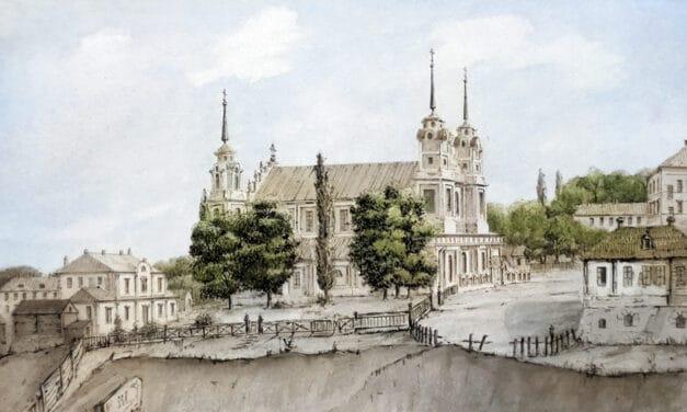 Żytomierz – katedra pw. św. Zofii